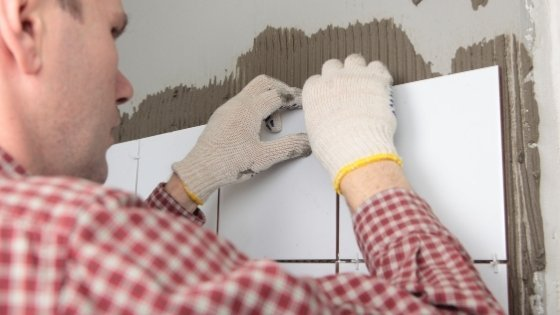 Can-you-tile-over-drywall-in-a-shower