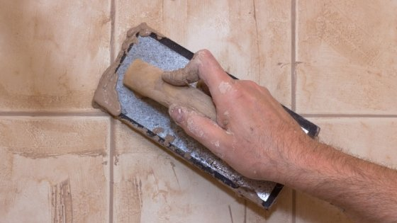 How-to-regrout-tile-without-removing-old-grout
