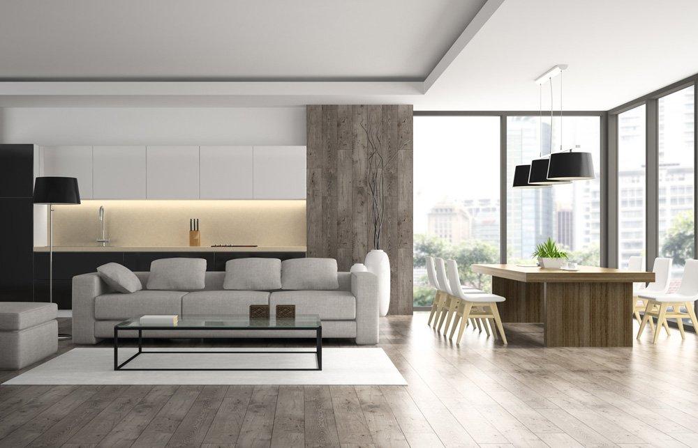 modern floors