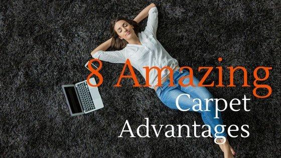Advantages of Carpet