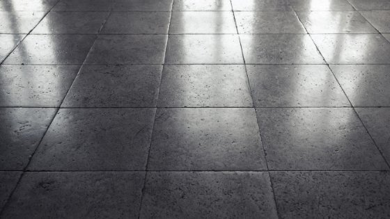 how-to-make-tile-floors-shine